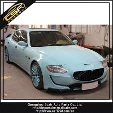 custom maserati maserati quattroporte body kit maserati quattroporte body kit