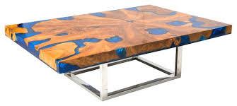 topography coffee table resin coffee table glow table glow in the dark table custom epoxy