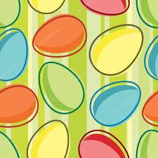 seamless pattern of easter egg u2014 stock vector janika 1591855