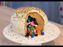 cuisine notrefamille le pinata cake ou gâteau