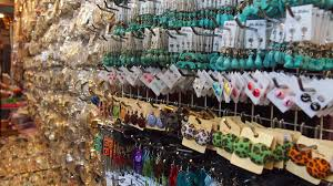 thailand earrings low priced shopping while traveling the chatuchak market in