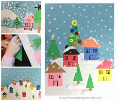 for kids craft crafty morning s craft christmas tree arts and