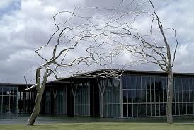 stainless steel tree sculptures