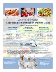 servsafe food handler card flyer for parents pinterest food