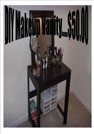 astonishing diy small makeup vanity ideas best idea home design
