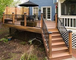 deck railing design ideas diy and deck handrail