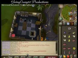 runescape 2008 event trick or treat