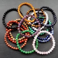 bracelet natural stones images Natural semi precious stone bracelet 6mm jpg