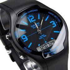 Jam Tangan Casio jual jam tangan casio original pria aw 90h 2 pria aly shop