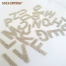 rhinestone letter stickers buy rhinestone letters stickers and get free shipping on