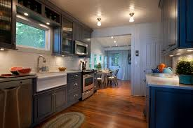 Farmhouse Kitchen Rug Colorful Farmhouse Kitchen Traditional With Wood Flooring Kitchen