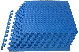 Exercise Floor Mats Over Carpet by Product