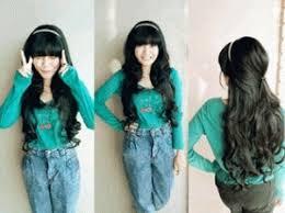 harga hair clip curly jual hair clip seven revo biglayer curly dlyla shop
