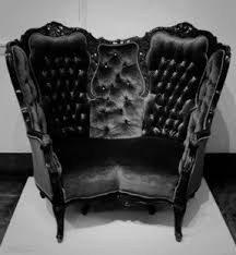 King And Queen Throne Chairs Gothic Chair Foter