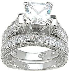 Vintage Wedding Ring Sets by Home Engagement Rings Diamond Rings Antique Wedding Ring Set In