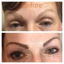 eyeliner tattoo cost semi permanent makeup 3d eyebrow cali s beauty clinic cork