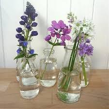 Milk Vases For Centerpieces by Best 25 Mini Milk Bottles Ideas On Pinterest Milk Bottles