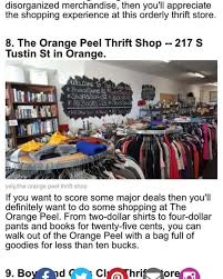 Best Thrift Store Furniture Los Angeles The Orange Peel Thrift Store 20 Photos U0026 42 Reviews Thrift