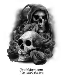 3d free skull pattern for for and