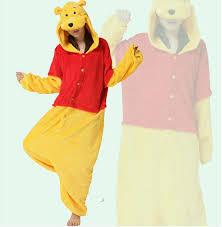 winnie pooh kigurumi animal costumes free yudu