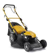 combi 53sq b self propelled petrol lawn mower