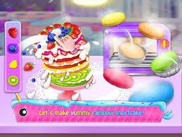jeux de cuisine cooking livre de cuisine rainbow unicorn jeux de maker 1 2 apk android 4 1