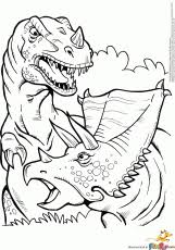 free t rex coloring pages dino coloring voteforverde com