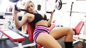 Famosos Treino de definição muscular feminino com rest and pause  @FD87