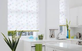 Bathroom Blinds Ideas Green Kitchen Blind