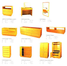 different types of tables furniture things you can find in bedroom
