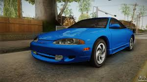modified mitsubishi eclipse gsx mitsubishi for gta san andreas