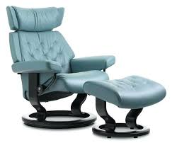 mac motion leather swivel recliner with ottoman tag leather
