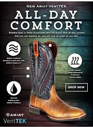Ariat Boots Boot Barn Bootbarn Com New Ariat Venttek U2013 Cool Boots That Breathe Milled