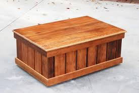 How To Build A Stump by Coffee Table Cool Storage Chest Seat How To Make A Stump Table