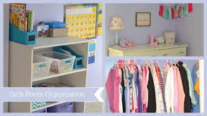 girls room organization youtube