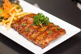 cuisine steak 49 steak seafood สเต กและซ ฟ ดจานใหญ ในราคาสบายกระเป า