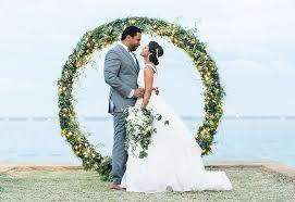 Green Dresses For Weddings Real Weddings David U0027s Bridal