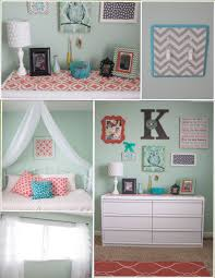 Teal And Grey Bedroom by My New Favorite Room In The House Love My Mint And Coral Creation