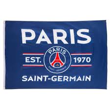 Paris Flag Image Official Psg Flag By Souvenirs Of France