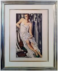 tamara de lempicka fine art 4 for sale at 1stdibs