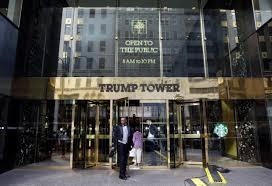 Trump Tower Ny New York De Blasio Criticizes Trump U0027s Closing Public Atrium For