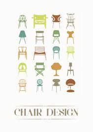 designer chairs poster my own stuff pinterest