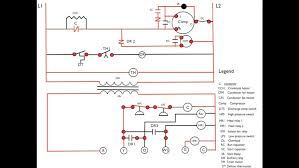 component diagram motor control wiring straw feed grinder circuit