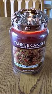 yankee candle autumn wreath review