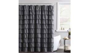 Better Homes And Gardens Shower Curtains Shower Curtains U0026 Liners Deals U0026 Coupons Groupon