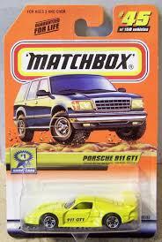 porsche matchbox sf0454 model details matchbox university