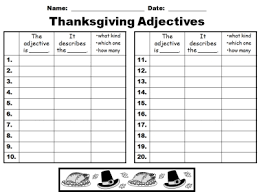thanksgiving powerpoint lesson plans and activities for fall and