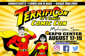 Mohegan Sun Map Terrificon Connecticut Number One And Biggest Comic Con Is At