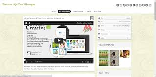 creative gallery manager by themearabia codecanyon