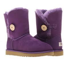 womens ugg boots purple ugg australia bailey button womens boysenberry purple winter